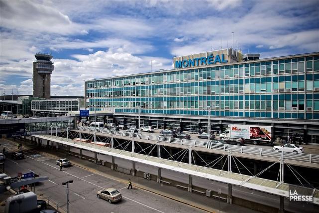L'aéroport international Pierre-Elliott-Trudeau.... (Archives, La Presse)
