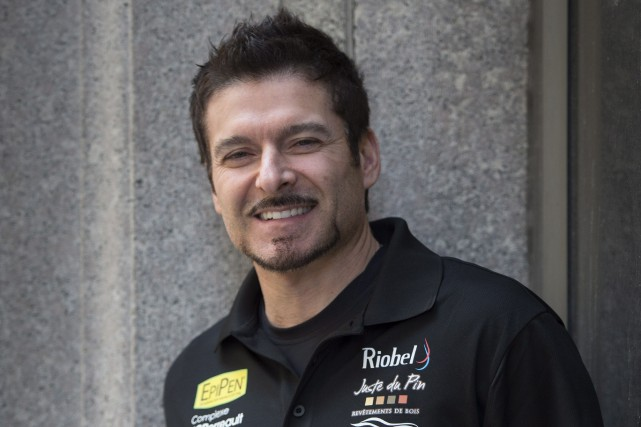 Alex Tagliani... (PHOTO Paul Chiasson, archives PC)