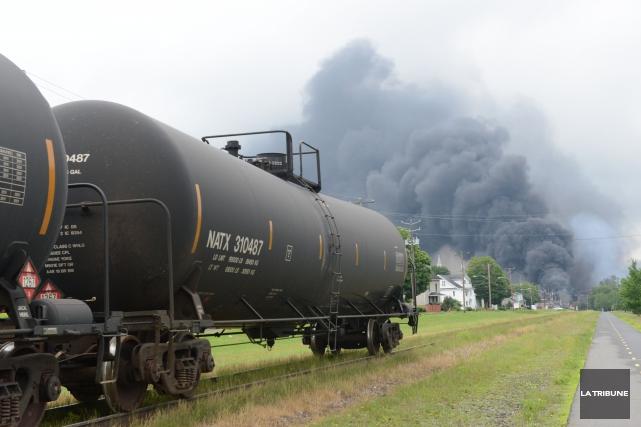 Le chemin de fer Canadien Pacifique (CP) clame... (Archives La Tribune)