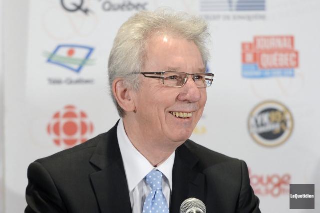 Jean-Pierre Blackburn retient la rigueur de l'ancien premier... (Archives Le Quotidien)