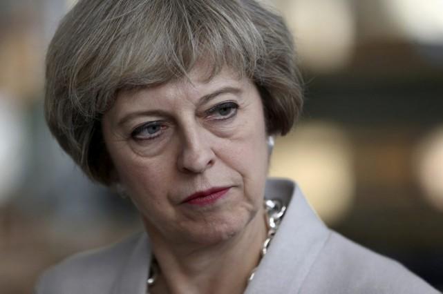 Theresa May a indiqué à plusieurs reprises qu'elle... (PHOTO NEIL HALL, ARCHIVES REUTERS)