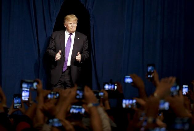 «S'il est élu, je peux affirmer sans équivoque... (Associated Press)
