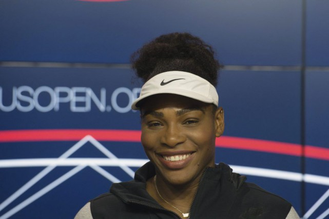 Serena Williams jouera son premier match mardi contre la... (Photo Bryan R. Smith, AP)