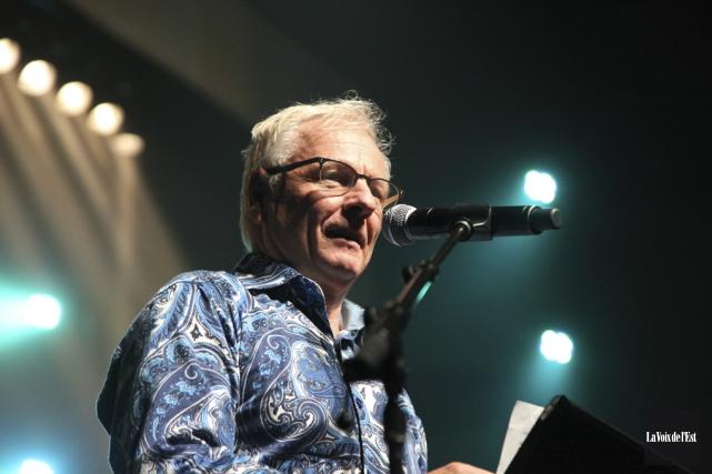 Le directeur général du Festival international de la... (Alain Dion, La Voix de l'Est)