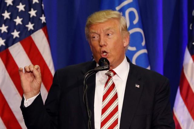 Donald Trump... (Gerald Herbert, Associated Press)
