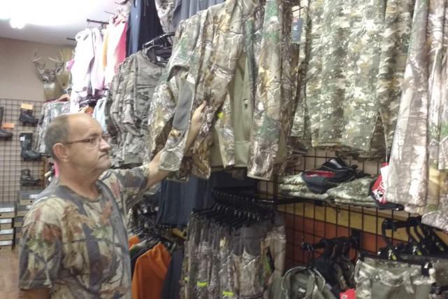 Des vêtements de chasse inadéquats pourraient mettre en... (Courtoisie)