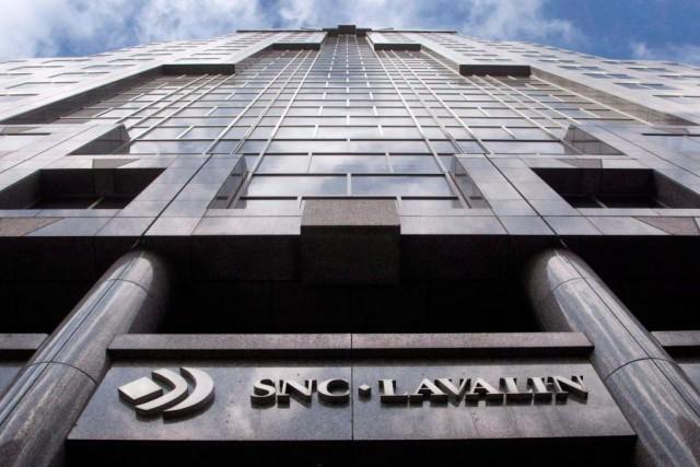 La société montréalaise SNC-Lavalin vend ses activités en France et se retire... (PHOTORyan Remiorz, Archives La Presse Canadienne)