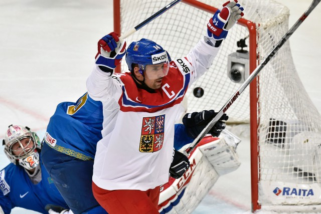 Tomas Plekanec... (Photo Yuri Kadobnov, AFP)