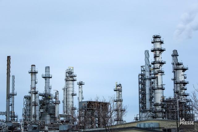 Le projet d'oléoduc Énergie Est, d'une longueur approximative... (PHOTO EDOUARD PLANTE-FRECHETTE, ARCHIVES LA PRESSE)
