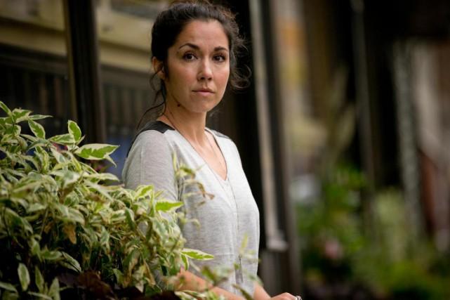 Sophie Bienvenu est l'auteure du roman Et au... (Photo fournie par Lyla Films)