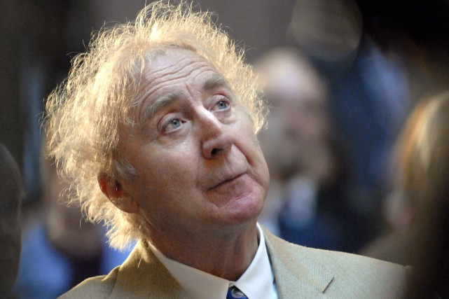 L'acteur Gene Wilder en 2008.... (Photo Jessica Hill, archives AP)