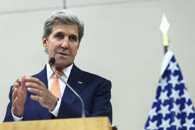 John Kerry... (AP)
