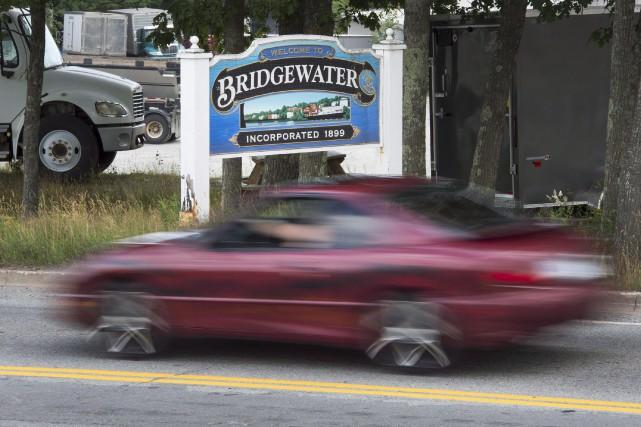 Le chef de la police de Bridgewater, en Nouvelle-Écosse, a été mis en congé... (Photo La Presse Canadienne)