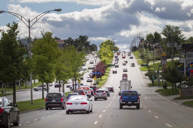 Il faudra probablement éviter l'intersection de la rue... (Spectre Média, René Marquis)
