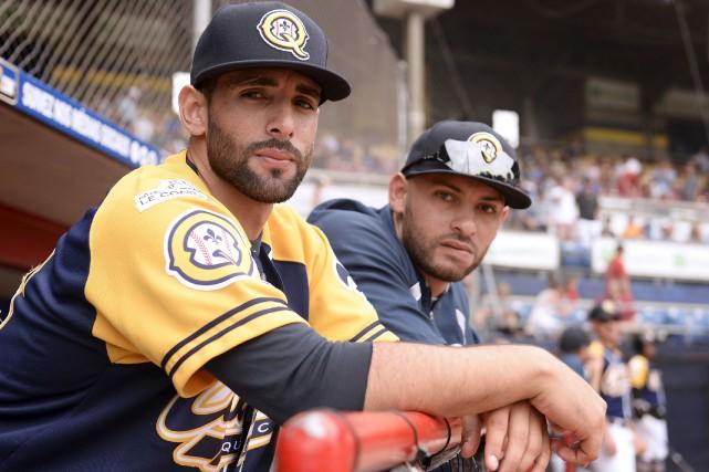Les frères Alexis (à gauche) et Adrian Garza... (Le Soleil, Yan Doublet)