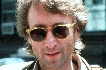 John Lennon en 1980... (AFP)