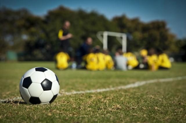Maintenant que la saison régulière du soccer sherbrookois... (123RF)