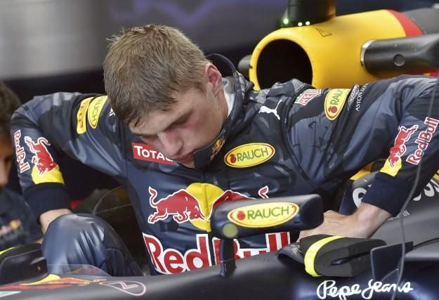 Max Verstappen ne laisse personne indifférent en Formule... (AFP, Loic Venance)