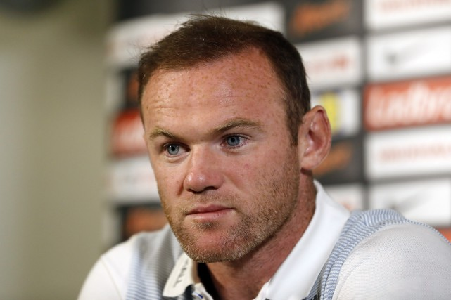 Wayne Rooney... (Photo Carl Recine, REUTERS)
