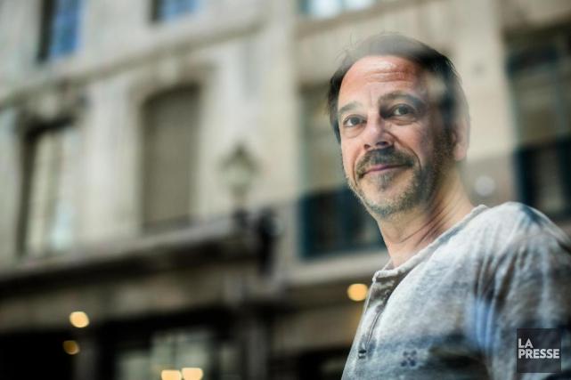 Michel Bussi aatteint le top3des ventes de livres... (PHOTO ÉDOUARD PLANTE-FRÉCHETTE, LA PRESSE)