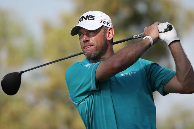 Lee Westwood... (Photo Kamran Jebreili, AP)