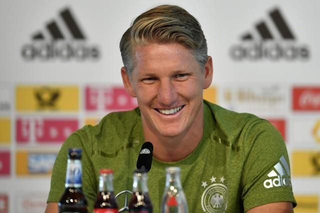 Bastian Schweinsteiger... (Photo Martin Meissner, AP)