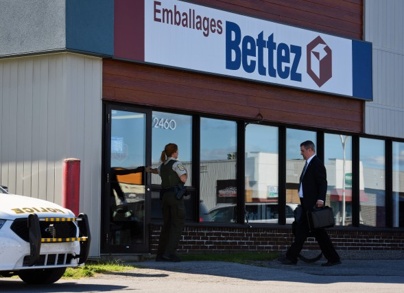Jonathan Bettez a été formellement accusé de six chefs relativement à la... (Gesca)