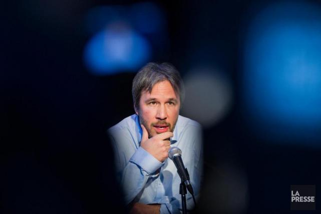 Denis Villeneuve est le réalisateur de Blade Runner2,... (PHOTO ÉDOUARD PLANTE-FRÉCHETTE, ARCHIVES LA PRESSE)