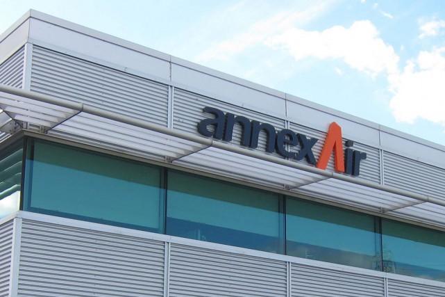 Le projet de nouvelle usine d'Annexair annoncé en grande pompe en juillet 2014... (Archives)