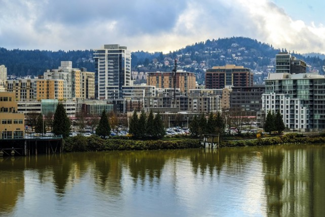 Portland, Oregon... (PHOTO THINKSTOCK)