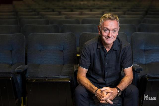 Le dramaturge québécois Michel Marc Bouchard a présenté... (PHOTO EDOUARD PLANTE-FRÉCHETTE, ARCHIVES LA PRESSE)