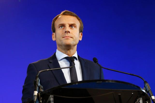 Sans se déclarer officiellement candidat à l'élection présidentielle... (photo MATTHIEU ALEXANDRE, AFP)