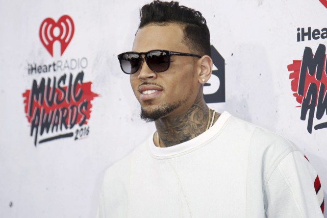 Chris Brown... (PHOTO ARCHIVES REUTERS)