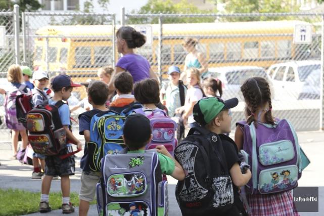 La commission scolaire du Val-des-Cerfs accueille cette année... (Archives La Voix de l'Est)