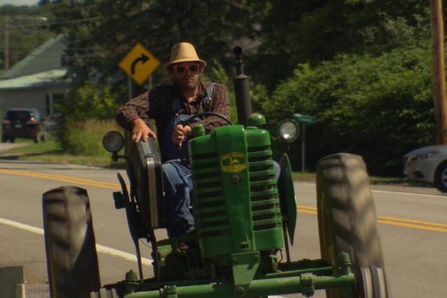 Issu d'une longue et authentique lignée d'agriculteurs toujours en activité sur... (Télé-Québec)