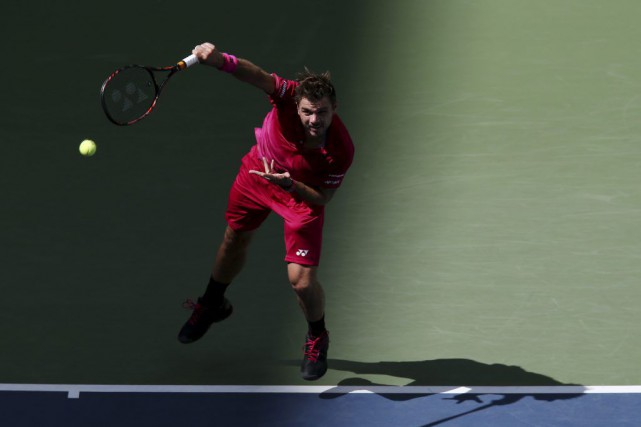 Stan Wawrinka... (USA TODAY Sports)