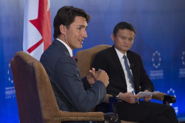 Justin Trudeau est mieux placé que quiconque pour... (Adrian Wyld, PC)