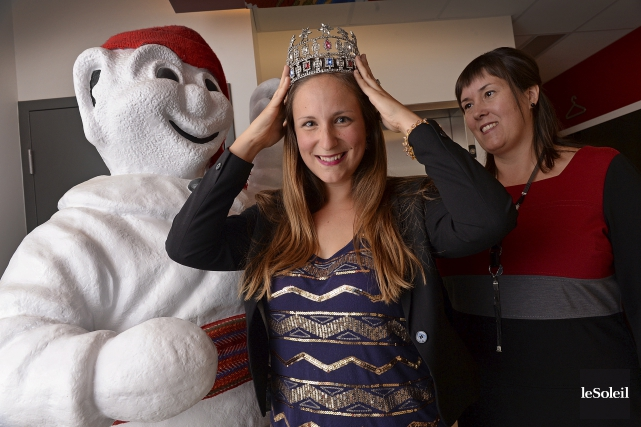 La nouvelle directrice générale du Carnaval de Québec,... (Le Soleil, Patrice Laroche)