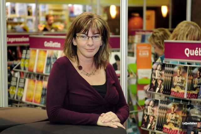 Sylvie Marcoux... (Archives Le Quotidien, Mariane L. St-Gelais)