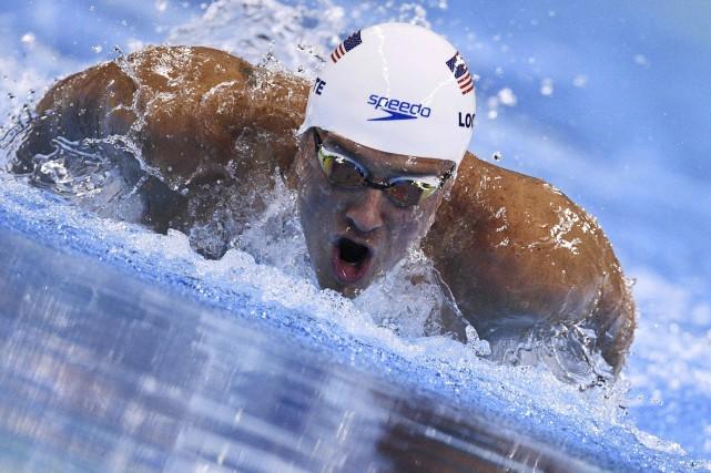 Le nageur américain Ryan Lochte avait accepté de... (AFP, Martin Bureau)