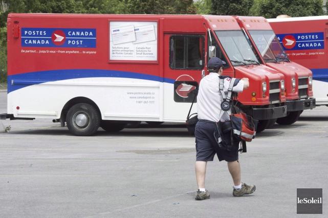 La menace d'un arrêt de travail des employés de Postes Canada, l'été dernier, a... (Photothèque Le Soleil)