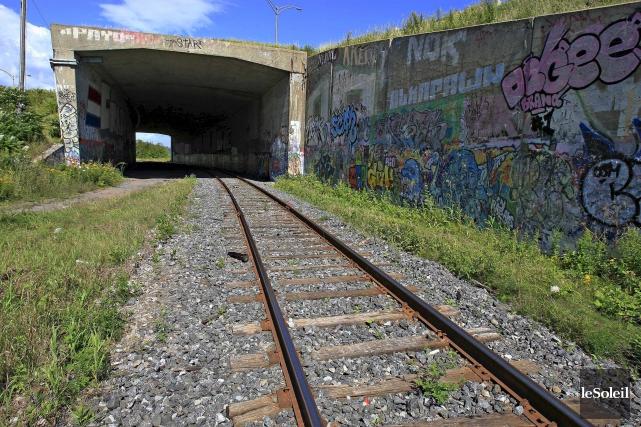 La phase III de la Promenade Samuel-de-Champlain implique... (Photothèque Le Soleil, Pascal Ratthé)