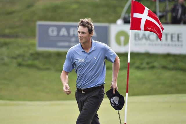 Thomas Pieters connaît de bons moments depuis quelques... (AFP)
