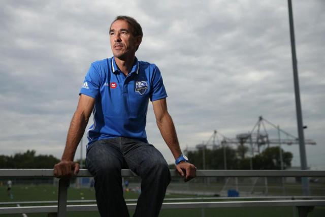 Eduardo Sebrango dirigera l'équipe des moins de 14... (Photo Martin Chamberland, La Presse)