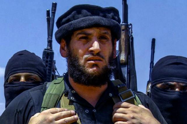 Abou Mohammed al-Adnani, porte-parole principal de l'EI, était... (photo archives AP)