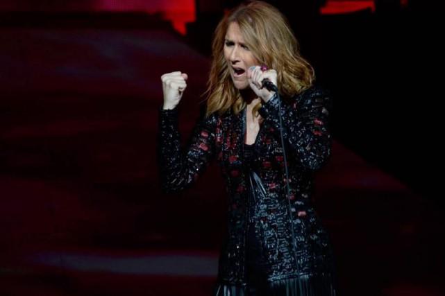 Céline Dion sera de retour sur la scène... (Photo Sylvain Mayer, Le Nouvelliste)