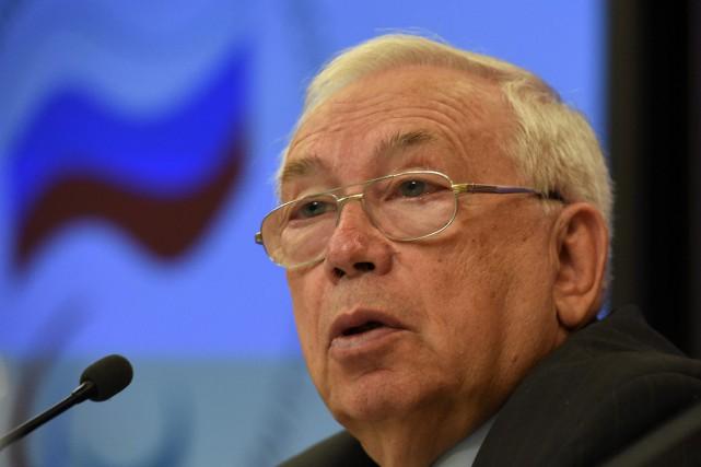 Le président du Comité paralympique russe, Vladimir Loukine.... (Photo Vasily Maximov, AFP)