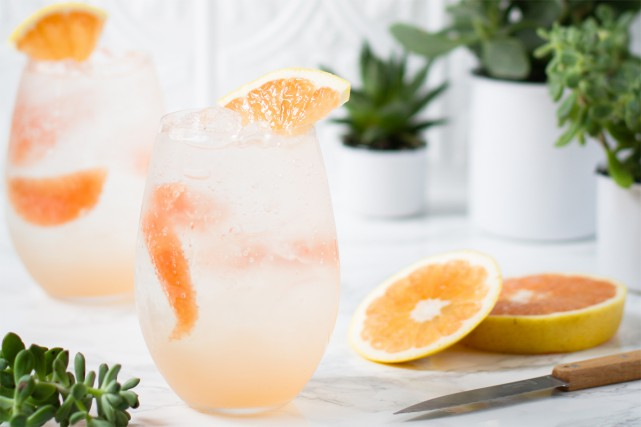 Le paloma, un cocktail mexicain à base de... (Photo Annie Ferland, fournie par Monsieur Cocktail)