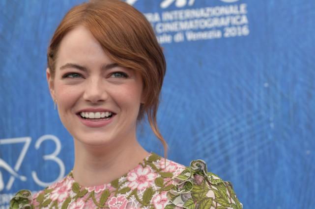 Emma Stone est la vedette du film La...