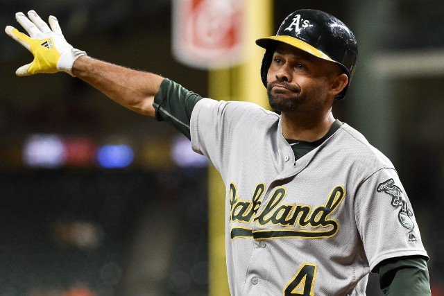 Coco Crisp... (Photo Eric Christian Smith, AP)